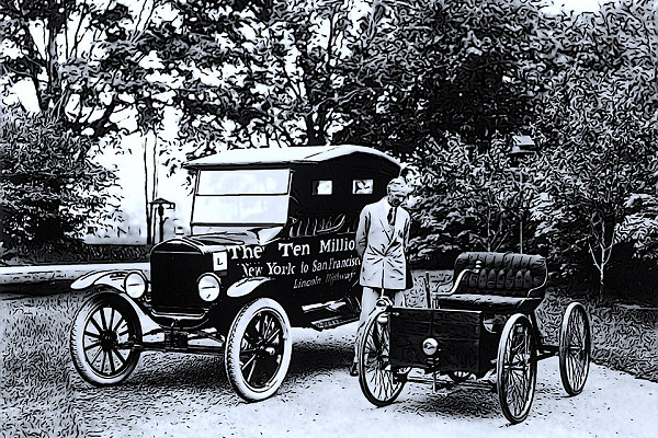 Key Figures in Labour History: Henry Ford