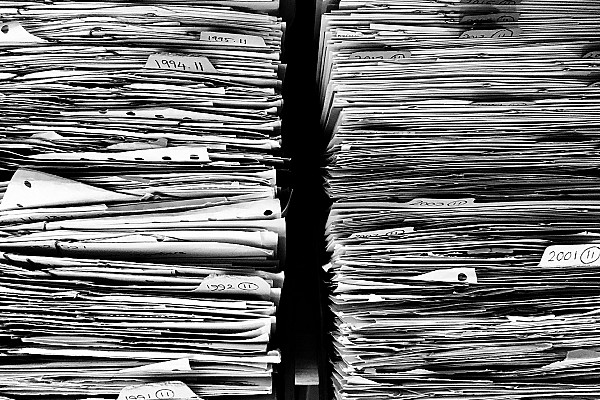 Employee Files: Stress-Free Information Storage