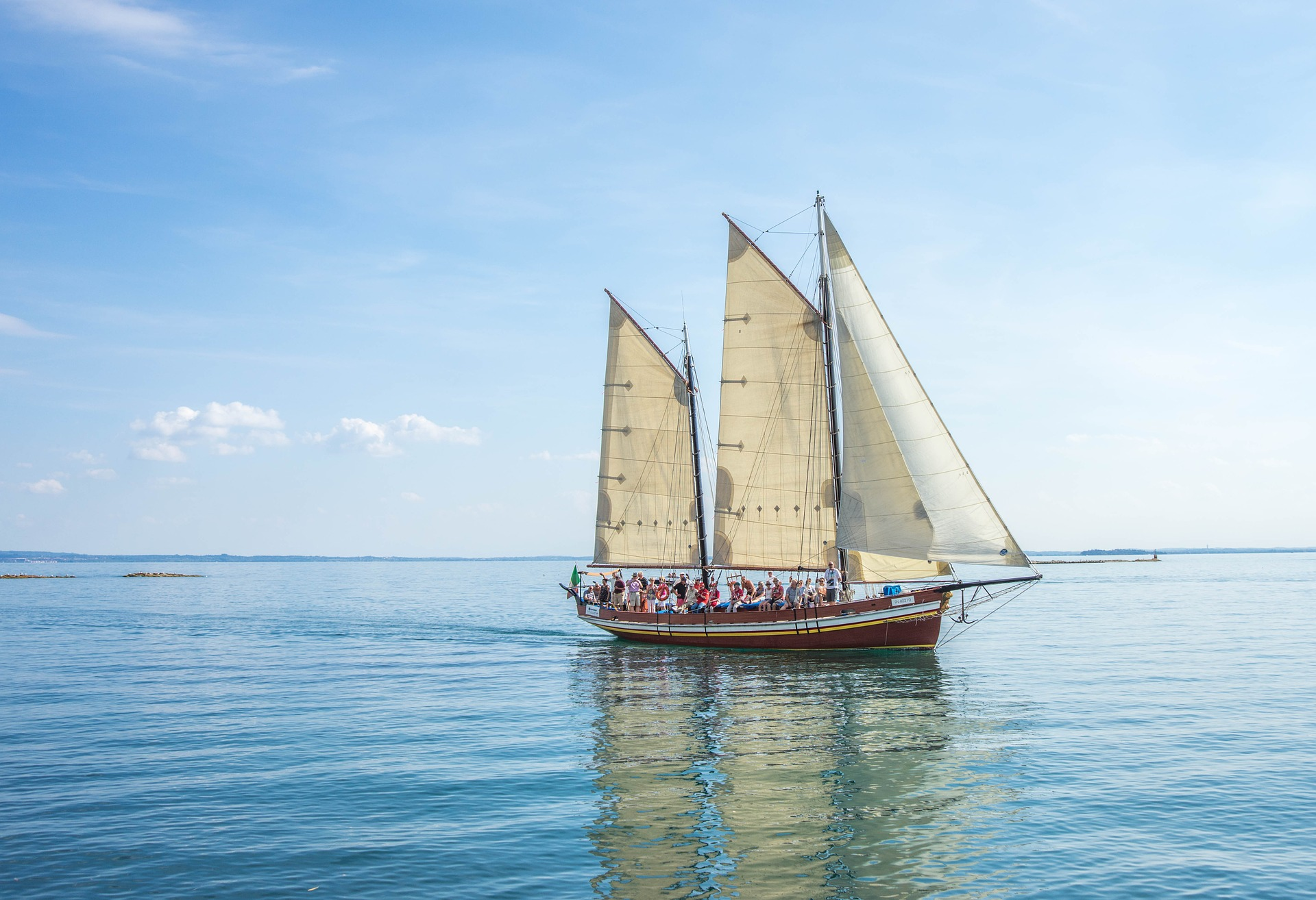 Leadership Values: Which Way Does Your Sail Lean?